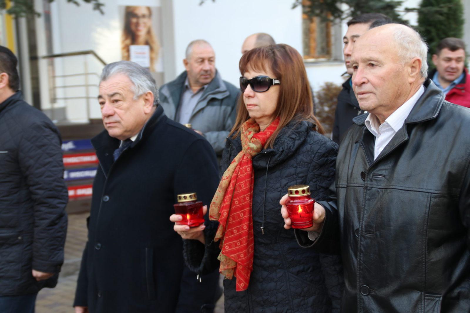 В Симферополе почтили память крымчаков и евреев – жертв нацизма [фоторепортаж]