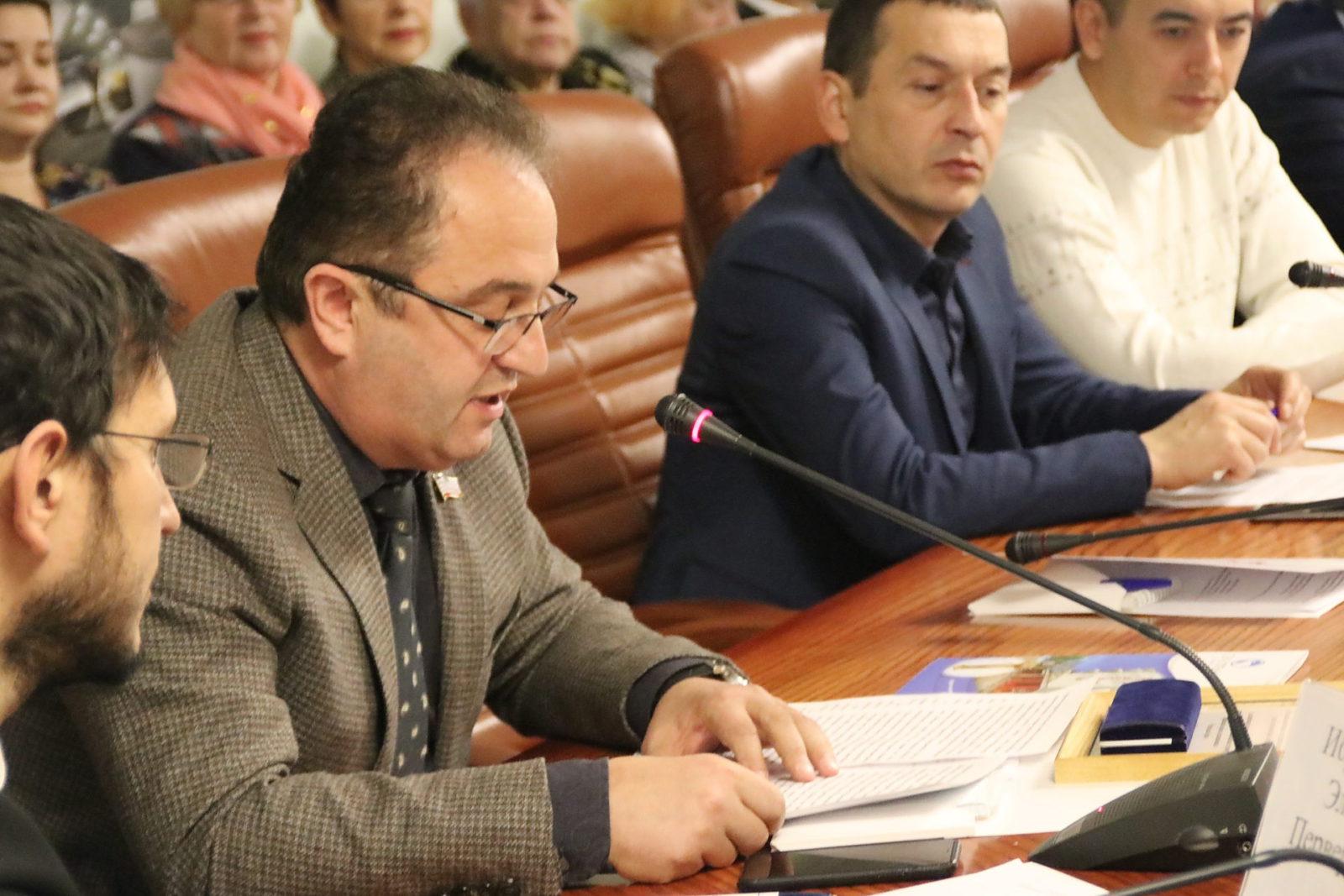 Национально-культурные объединения Крыма подвели итоги уходящего года