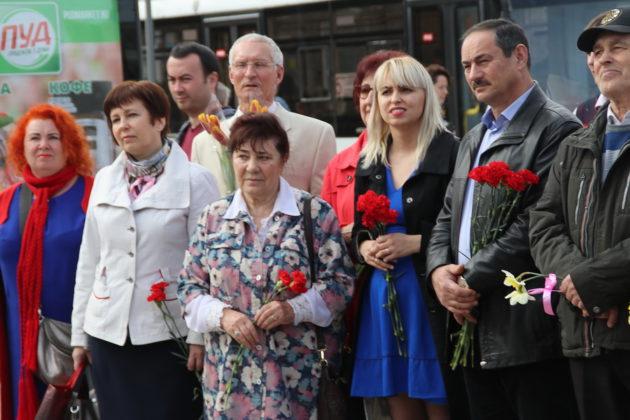 День рождения Тараса  Шевченко в Симферополе