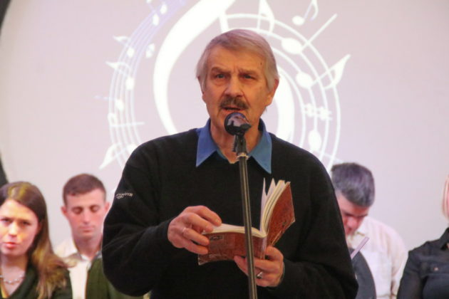 Антифонный концерт в Севастополе