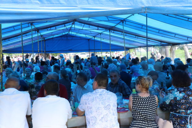 Греческий праздник Панаир в Чернополье