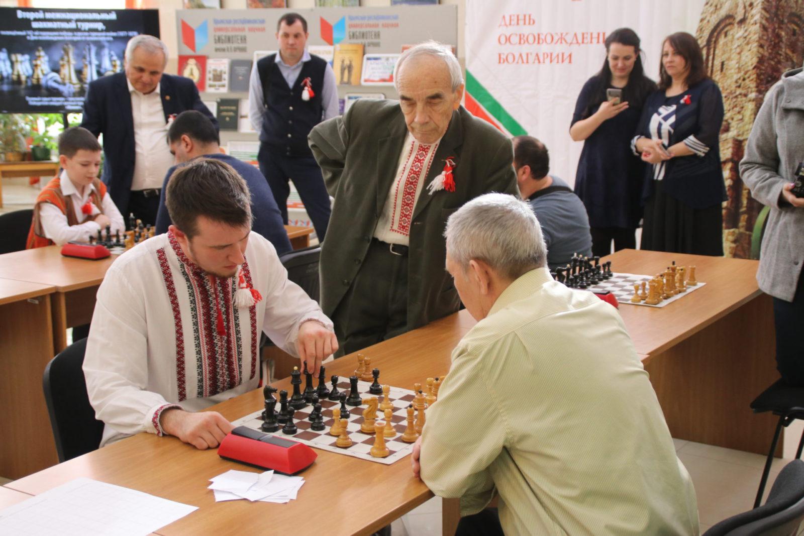 Гроссмейстер Сергей Карякин приедет на шахматный турнир, организованный болгарами Крыма [фото]